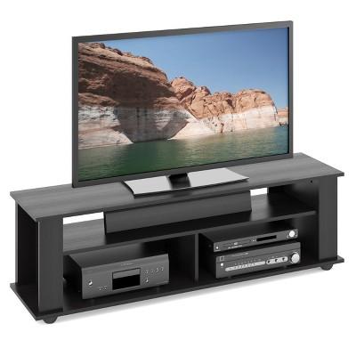 Flat Panel Tv Stand CorLiving Ravenwood Black