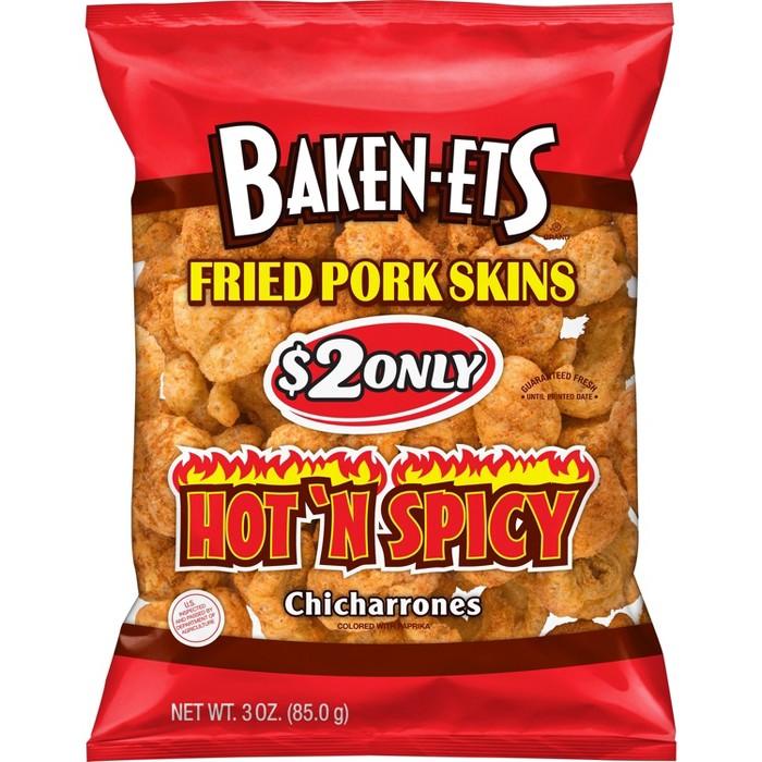 Baken-ets Hot N Spicy Chips 3oz - image 1 of 3