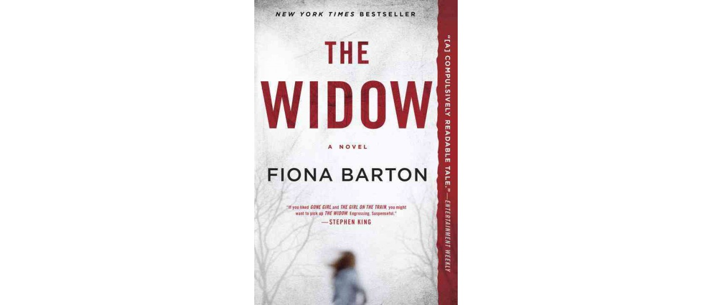 Widow (Paperback) (Fiona Barton) - image 1 of 1
