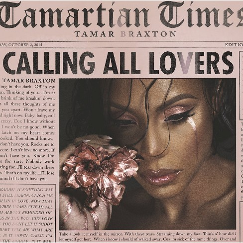 RB Braxton Tamar Dlx Calling All Lovers - image 1 of 1