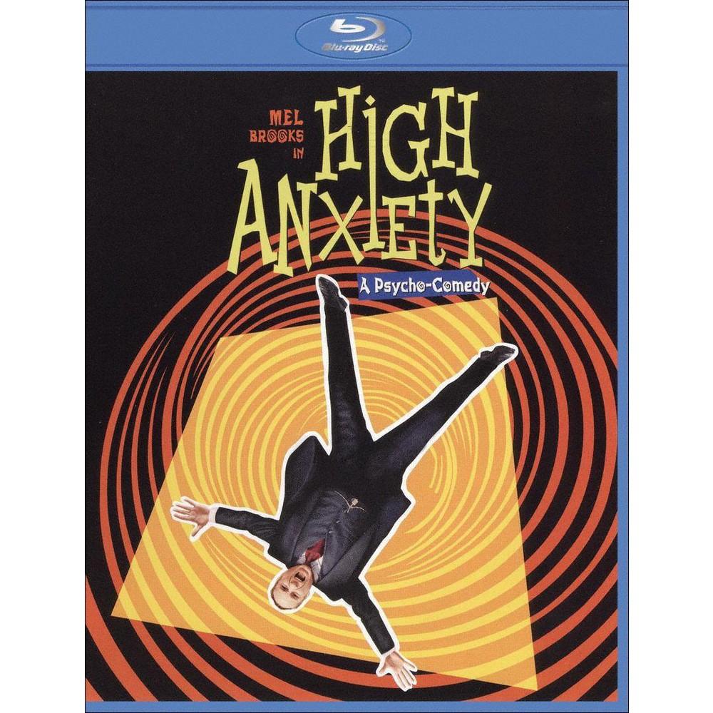 High Anxiety (Blu-ray), Movies