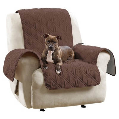 Waterproof Chair Pet Throw Brown - Sure Fit