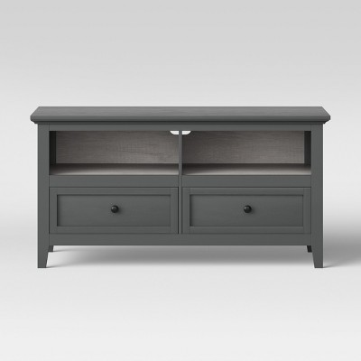 51  Carson TV Stand Gray - Threshold™