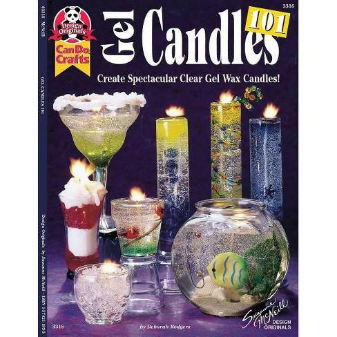Gel Candles 101 - by  Deborah Rodgers (Paperback) - image 1 of 1