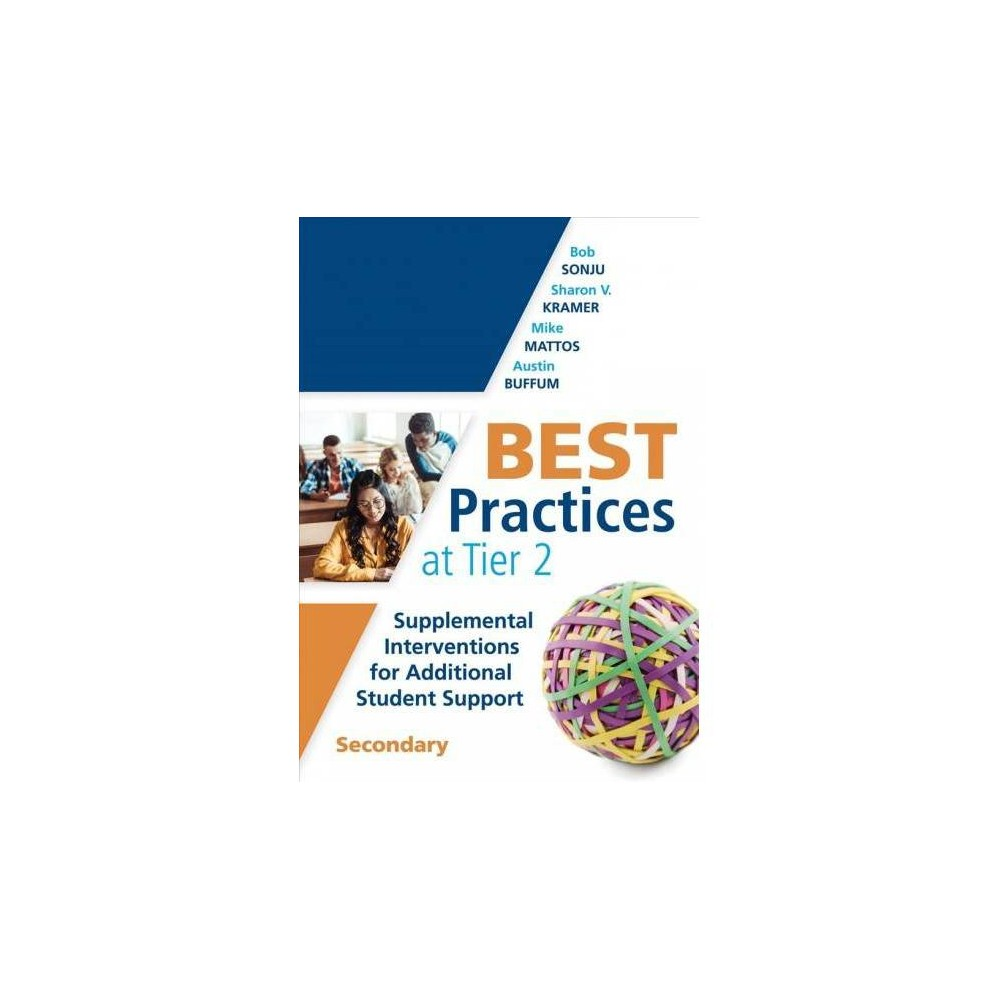 Best Practices at Tier 2 - by Bob Sonju (Hardcover)