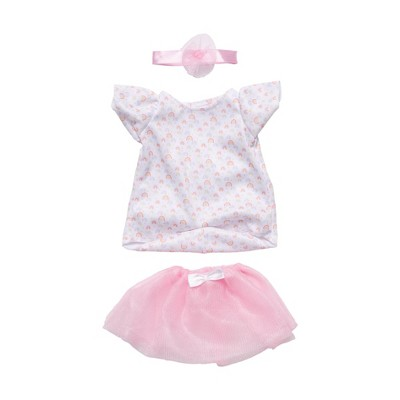 """Perfectly Cute Tulle Sweet! 3pc Outfit - for 14"""" Dolls"""