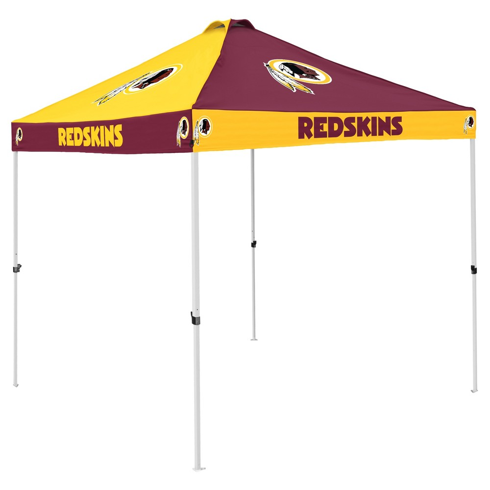 NFL Washington Redskins 9x9' Checkerboard Canopy Tent
