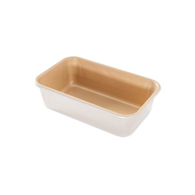Nordic Ware Natural Aluminum NonStick Commercial Loaf Pan, 1.5 Pound