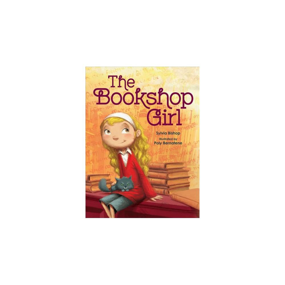 Bookshop Girl - by Sylvia Bishop (Hardcover)