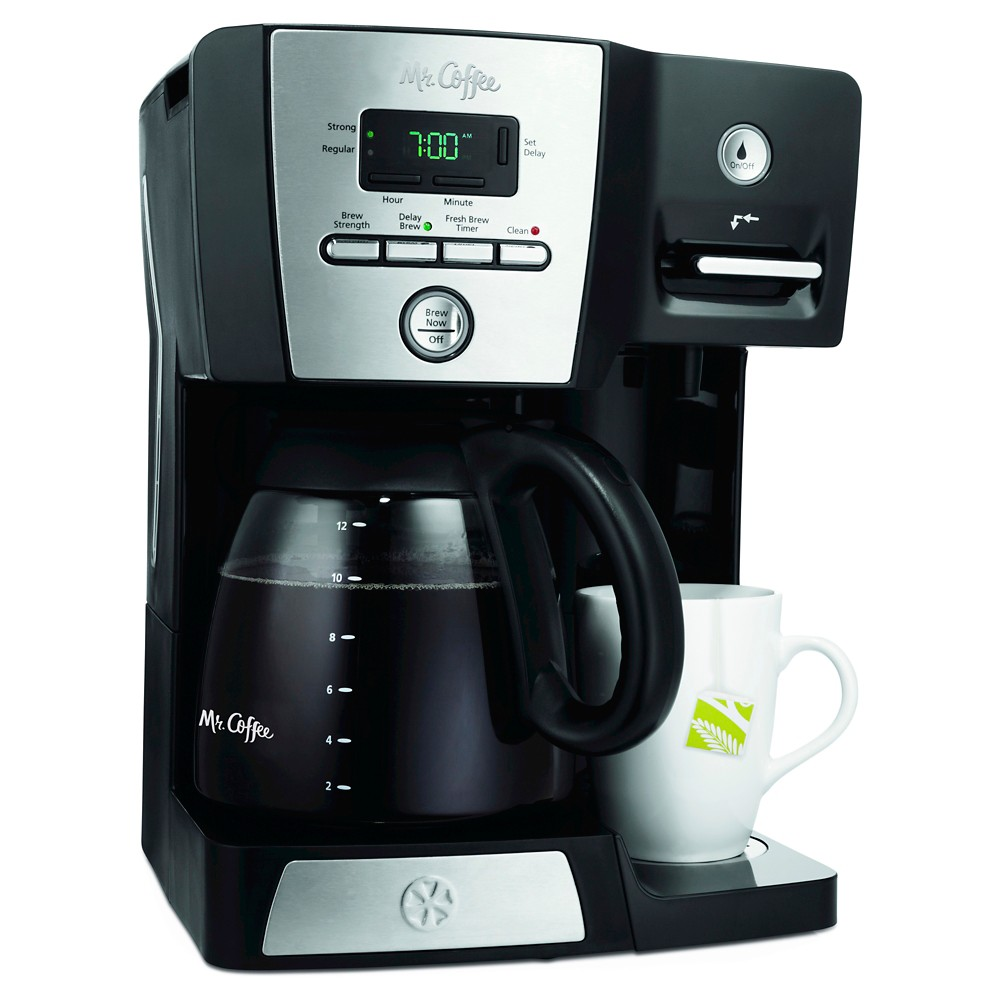 Mr. Coffee Versatile Brew 12 Cup Programmable Coffee Maker – Bvmc-DMX85 15069784