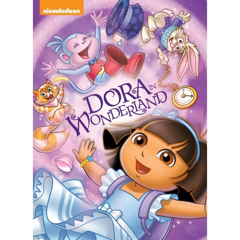 Dora the Explorer: Dora in Wonderland (DVD) - image 1 of 1