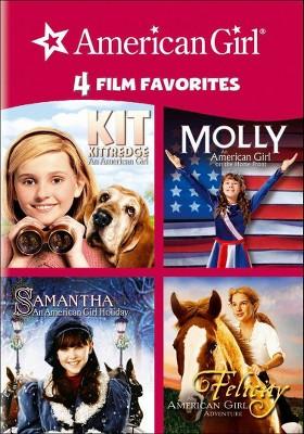 4 Kid Favorites: American Girl (DVD)