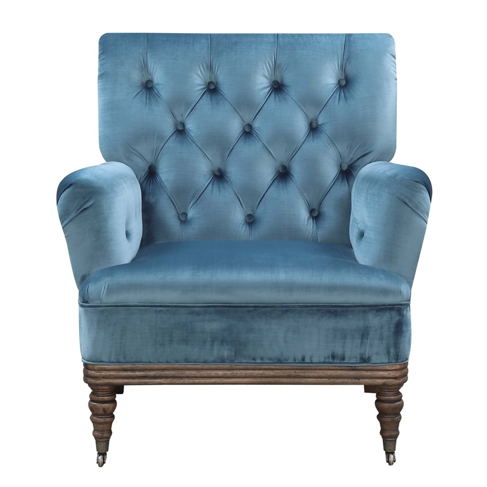 Riveria Accent Chair Marine Blue - Picket House Furnishings