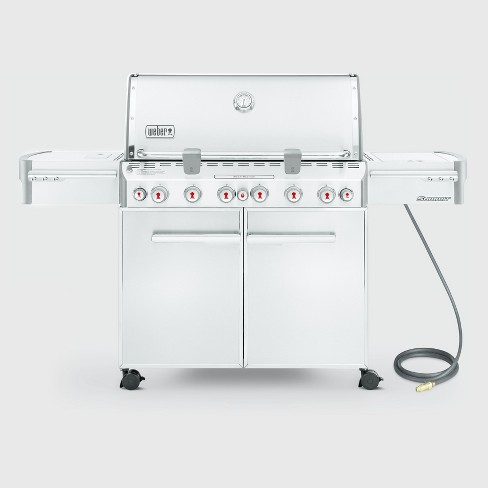 Weber Summit S 670 Natural Gas Grill