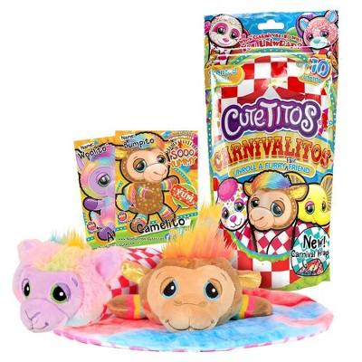 CuteTitos Carnivalitos Surprise Series 6 Plush