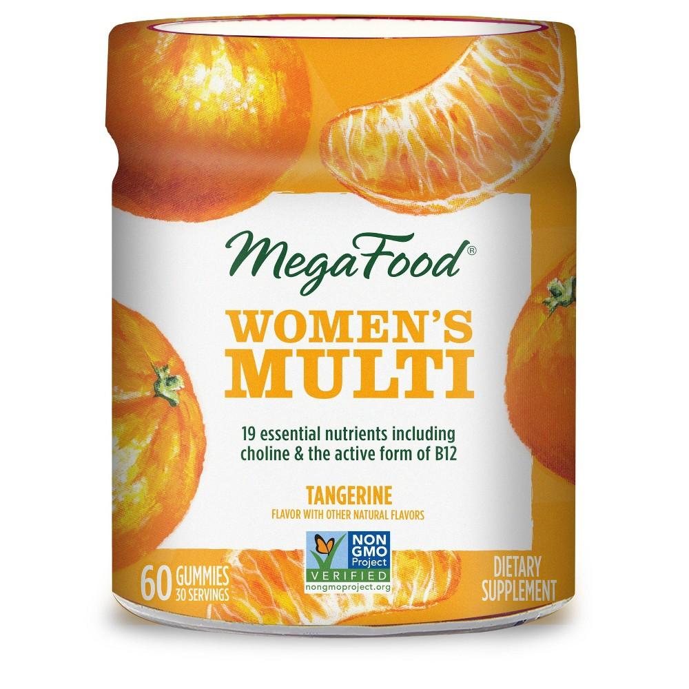Megafood Women 39 S Multi Gummies 60ct