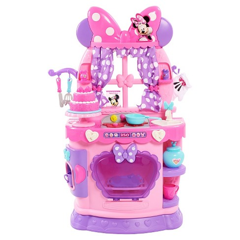 Minnie Mouse Tique Sweet Surprises Kitchen Target