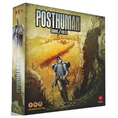 Posthuman Board Game