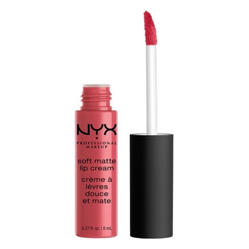 NYX Professional Makeup Soft Matte Lip Cream - San Paulo - 0.27 fl oz - image 1 of 4