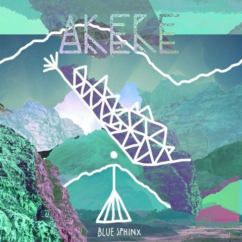 Akere - Blue sphinx (Vinyl) - image 1 of 1