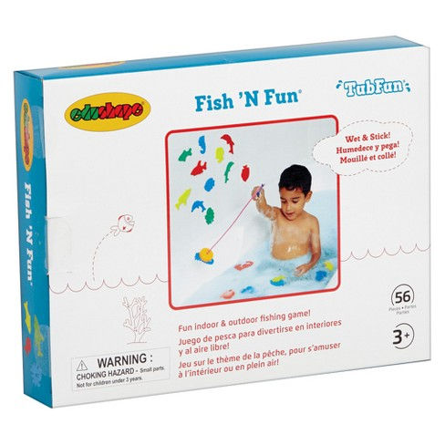 Edushape Fish N' Fun Bath Toy - image 1 of 2