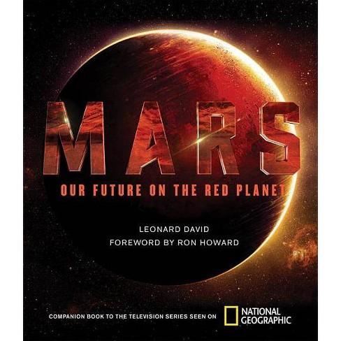 Mars - by  Leonard David (Hardcover) - image 1 of 1