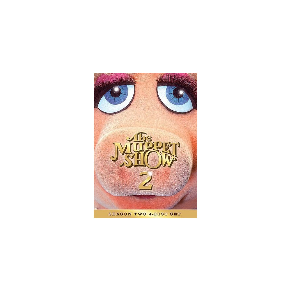 Muppet Show:Season Two (Dvd)