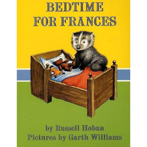 Bedtime for Frances - (Trophy Picture Books (Paperback)) by  Russell Hoban (Paperback) - image 1 of 1
