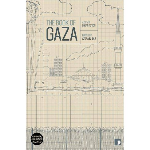 book of gaza - (reading the city) (paperback)