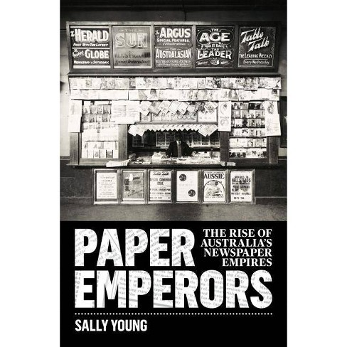 Paper Emperors - by  Sally Young (Paperback) - image 1 of 1