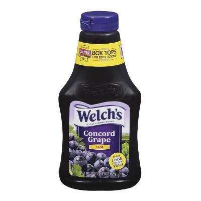 Jams & Jellies: Welch's