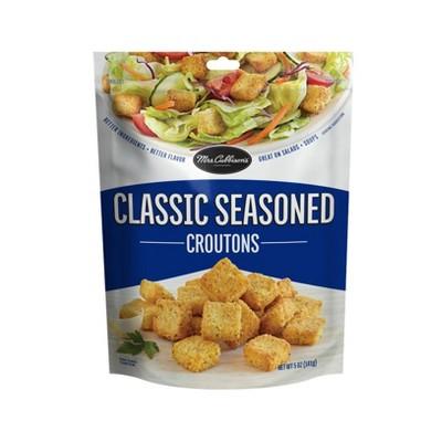 Mrs. Cubbison's Seasoned Croutons - 5oz