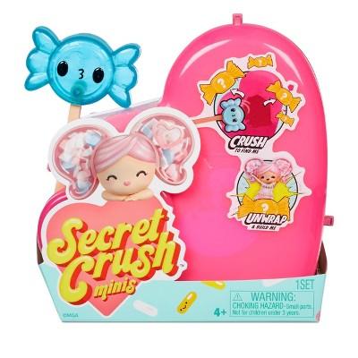 Secret Crush Minis Series 2 – Crush to Unbox Sweet-Themed Mini Doll