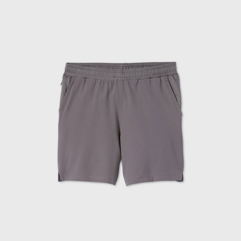 Men's Knit Woven Shorts - All in Motion™ - image 1 of 4