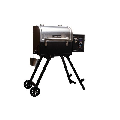 Camp Chef Pursuit Stainless Portable Pellet Grill