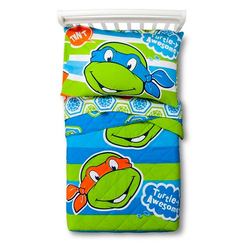 teenage mutant ninja turtles toddler bedding set - Ninja Turtles Toddler Bedding Set
