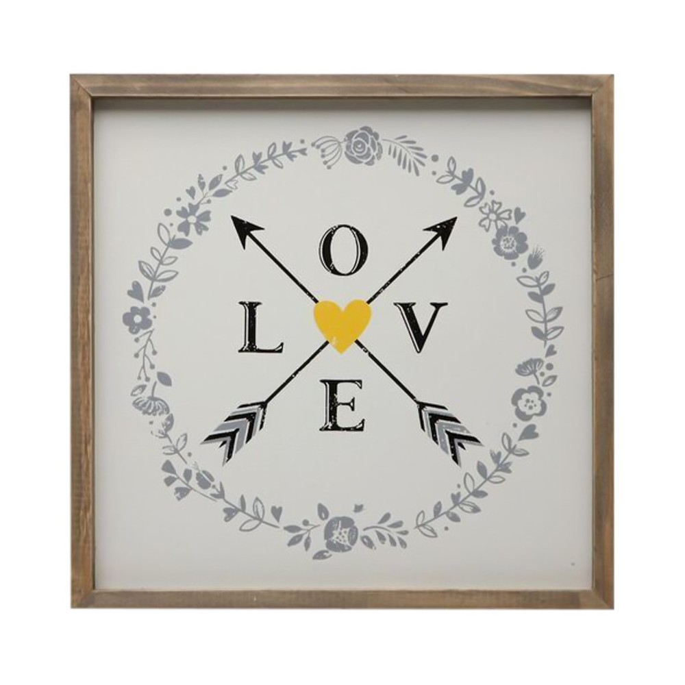 Love & Arrows Wall Décor (14