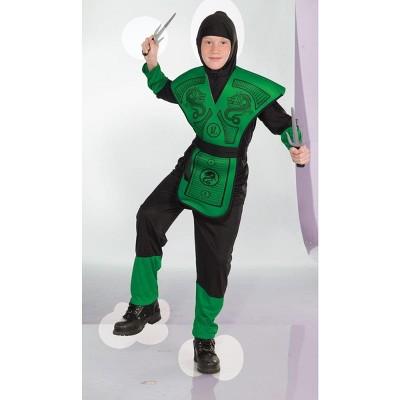 Forum Novelties Green Ninja Child Costume