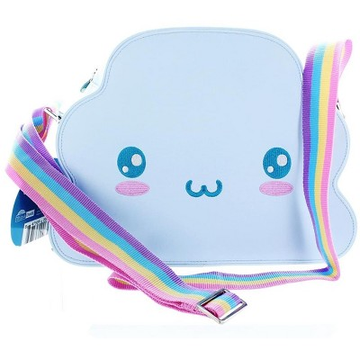 ThinkGeek Rainbow Cloud Handbag