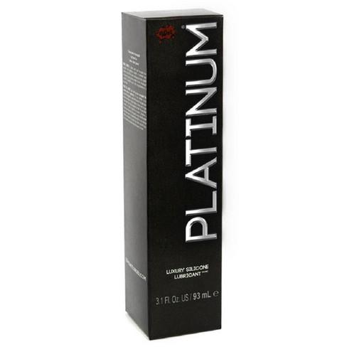 Wet Platinum Premium Latex-Free Lube Serum - 3.1oz - image 1 of 3