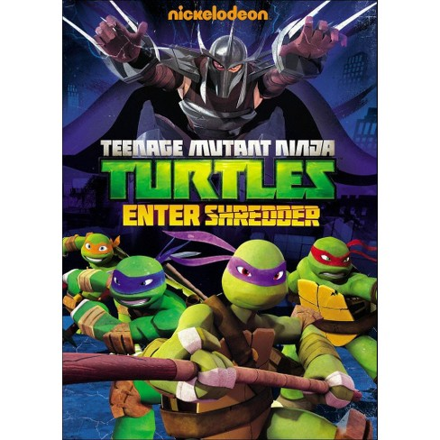 Teenage Mutant Ninja Turtles: Enter Shredder (dvd_video) - image 1 of 1
