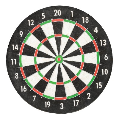 "Franklin Sports 18"" Steel Tip Dartboard"