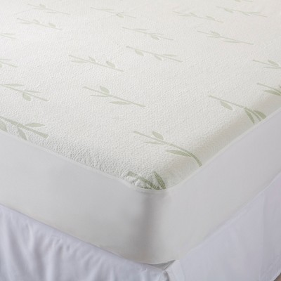 Home Fashion Designs Waterproof Bamboo Mattress Protector