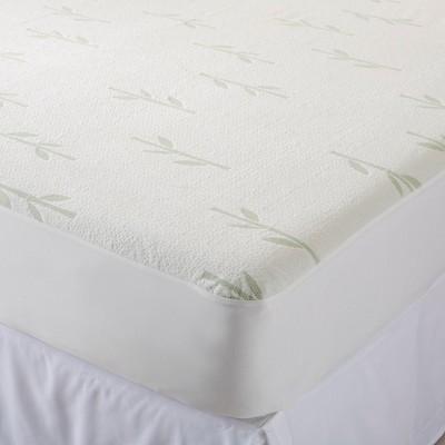 Great Bay Home Waterproof Viscose from Bamboo Mattress Protector