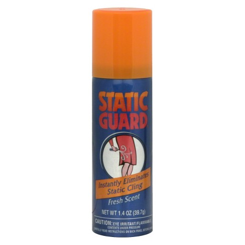 Static Guard AntiStatic Spray Fresh Scent 1.4 oz - image 1 of 1