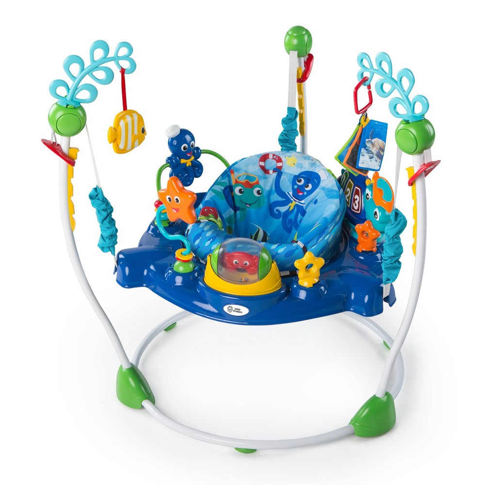 Image of Baby Einstein Neptune Ocean Discovery Jumper