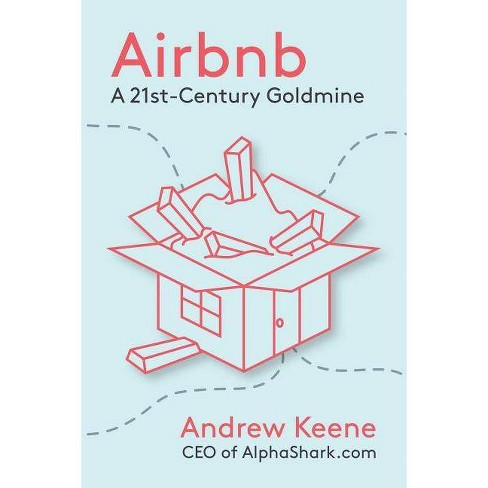 Airbnb - by  Andrew Keene (Hardcover) - image 1 of 1