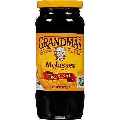 Grandma's Molasses - 12 fl oz