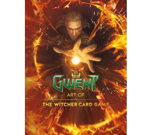 Gwent Art of the Witcher Card Game (Hardcover) (Cd Projekt Red) - image 1 of 1