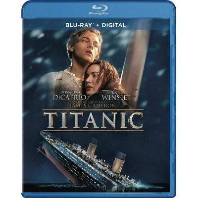 Titanic (2021 Repackage) (Blu-ray + Digital)